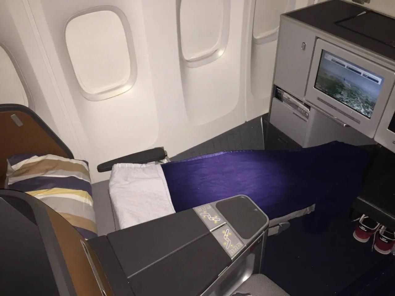 Lufthansa Business Class Executiva B747-8-022