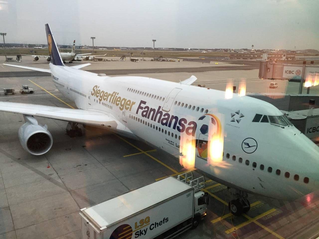 Lufthansa Senator Lounge Frankfurt C15-023