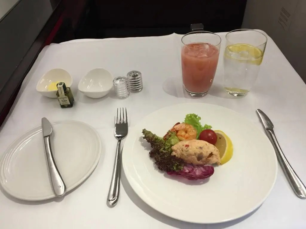 Malaysia Airlines A380 First Class-057