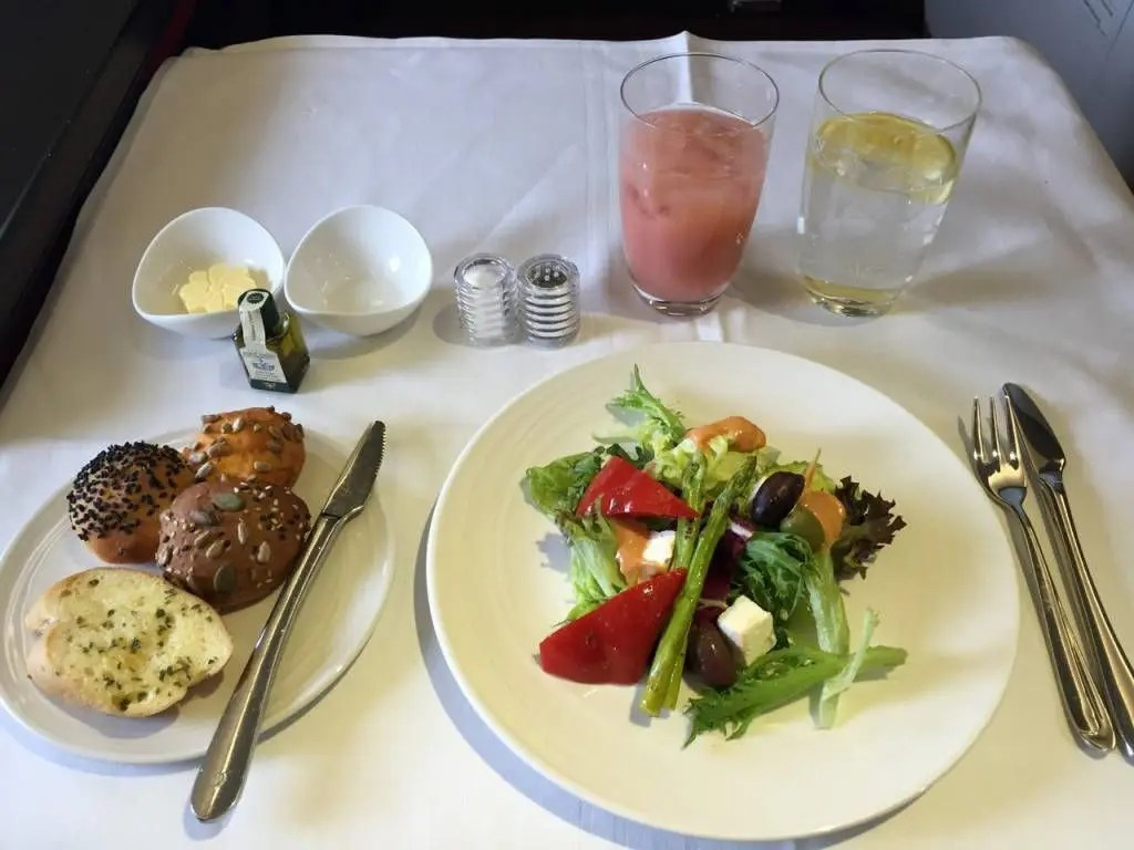 Malaysia Airlines A380 First Class-062