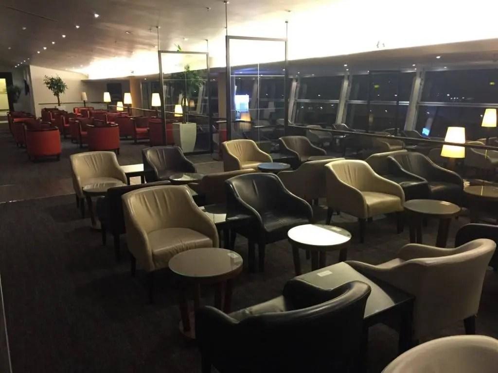 Malaysia Airlines Golden Lounge Kuala Lumpur -047
