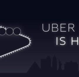 Uber retorna à Las Vegas