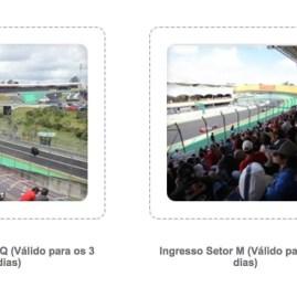 Ingressos para o Grande Prêmio Petrobras do Brasil de F1 2015 já podem ser adquiridos com milhas Smiles