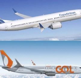 GOL e Copa Airlines iniciam hoje code-share de vôos