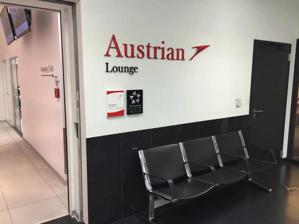 Austrian Senator Lounge Vienna - 12