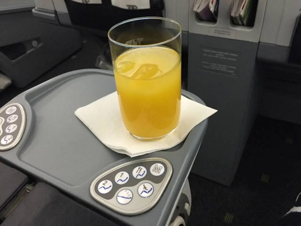 TAP A330 Business Class - 3