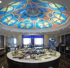 Sala VIP Oman Air Business Class – Aeroporto de Muscat (MCT)