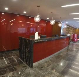 Sala VIP Admirals Club – Aeroporto de Nova York (LGA)