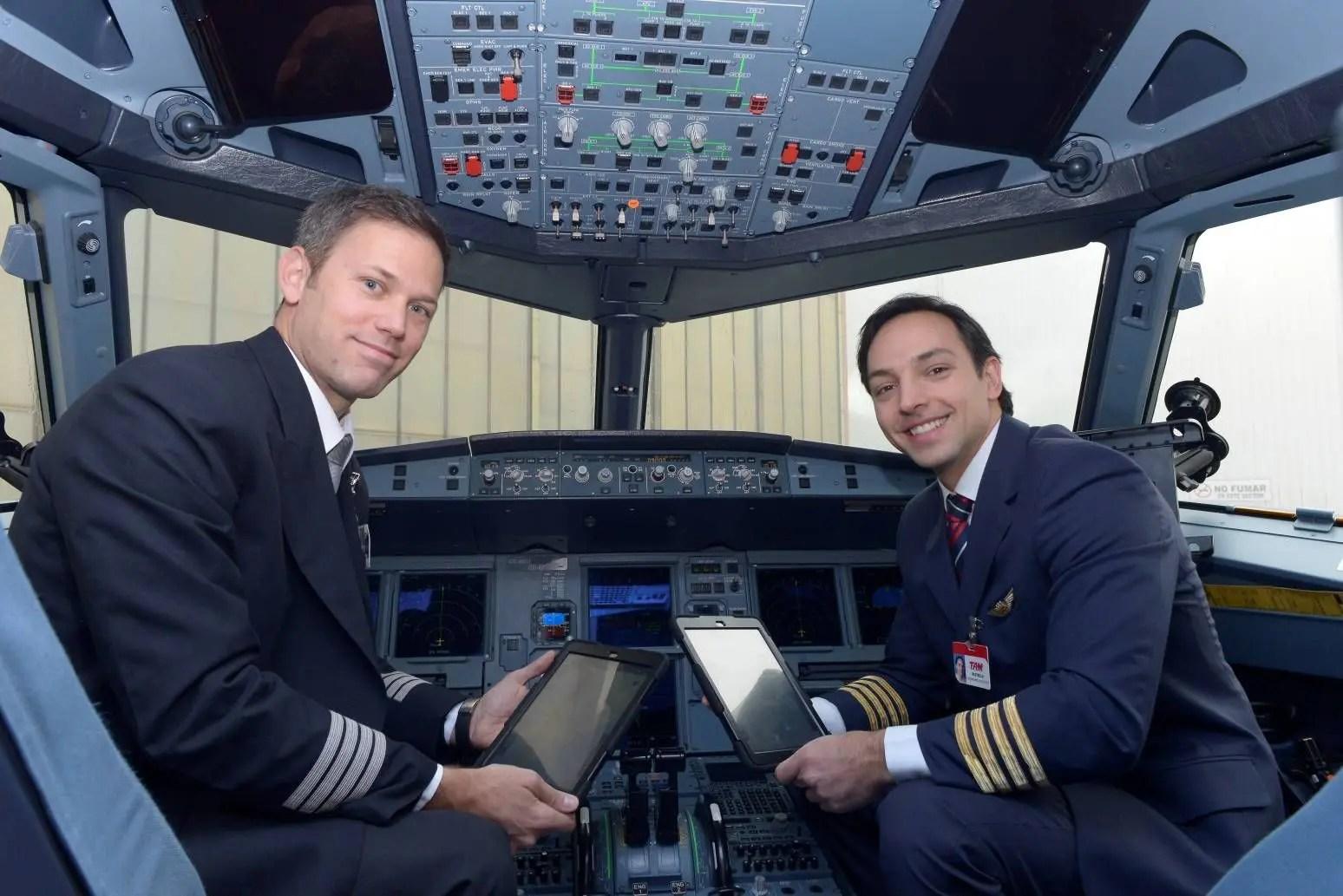 Proyecto Tablets para Pilotos - Grupo LATAM
