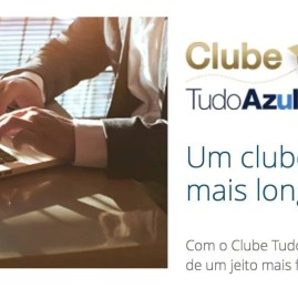 Azul lança Clube TudoAzul com vantagens para os participantes
