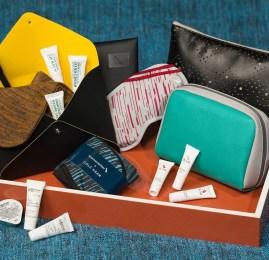 American Airlines anuncia novos amenity kits para Primeira Classe e Classe Executiva
