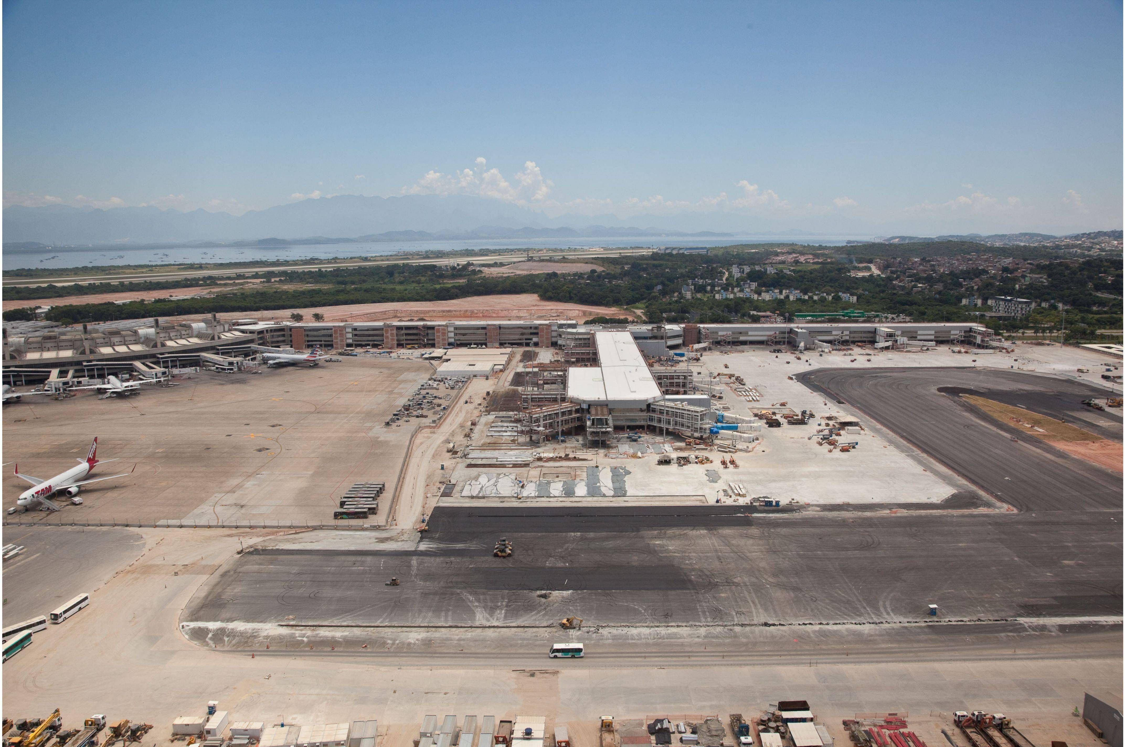 RIOgaleão - Aérea Píer Sul (2)
