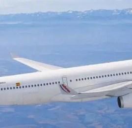 Air Europa lança Wi-Fi a bordo em sua frota de longa distância
