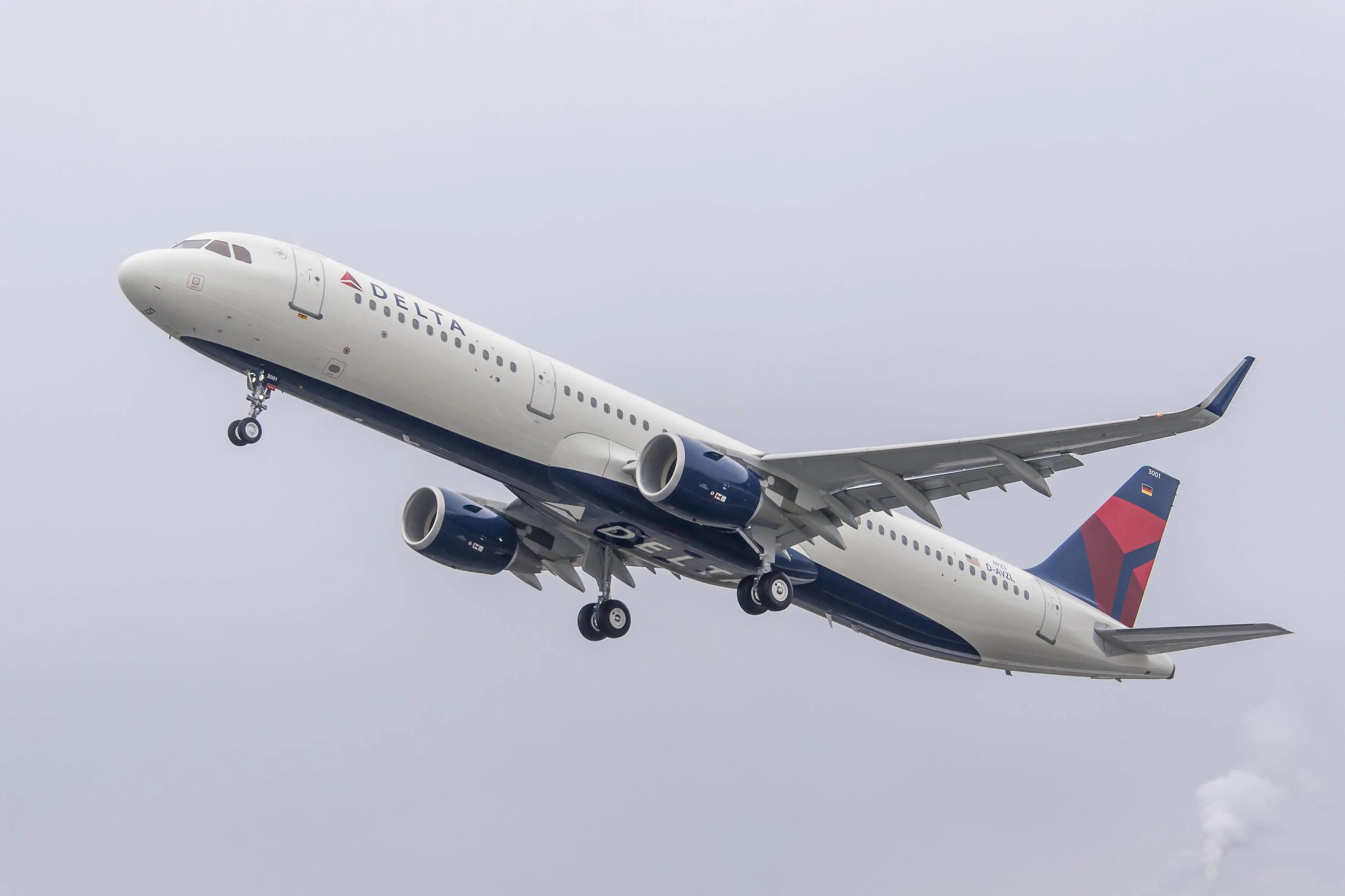 Delta A321