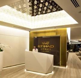 Etihad inaugura novo lounge no aeroporto de Melbourne