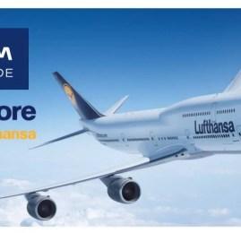 LATAM Fidelidade anuncia restrições para acúmulo de pontos em voos operados pela Lufthansa
