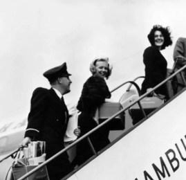 Lufthansa comemora 60 anos de operação no Brasil