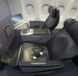 Classe Executiva da Copa Airlines no B737-800 – Cidade do Mexico para Cidade do Panama