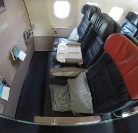 Classe Executiva da Turkish no A320 – Praga (PRG) para Istambul (IST)