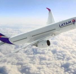 LATAM vai arrendar 4 dos seus novos A350 para Qatar Airways