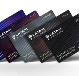 LATAM Fidelidade deixará de enviar cartão físico à todos os clientes e anuncia ajuste na tarifa de resgate para voos domésticos e internacionais