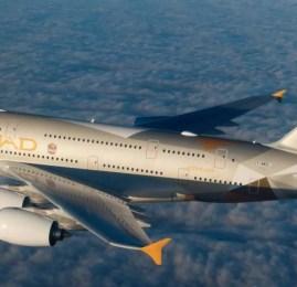 Etihad retira o A380 da rota de Mumbai e transfere p/ Paris