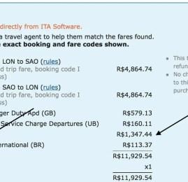 Taxa de combustível – O que muda nos bilhetes emitidos com milhas com a nova resolução da ANAC