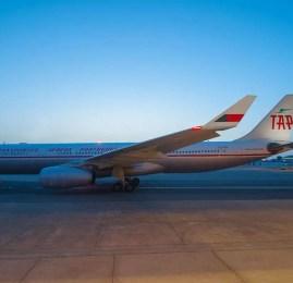 TAP está usando 4 aviões da Singapore Airlines