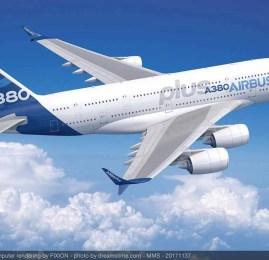 Airbus apresenta o novo A380plus
