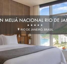 Hospede por 2 noites e ganhe a terceira de graça no hotel Gran Meliá Nacional Rio