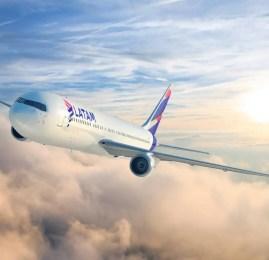 LATAM anuncia voos para Boston e Lisboa em 2018