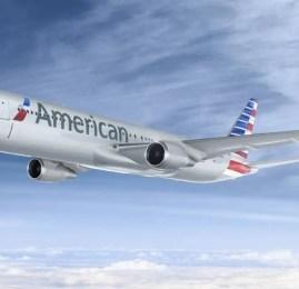 American Airlines volta a operar voos diretos entre Rio de Janeiro e Dallas