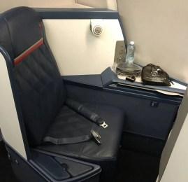 Classe Executiva da Delta no A330 – São Paulo para Atlanta
