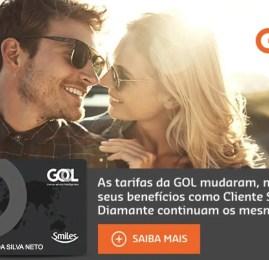 GOL apresenta novos perfis de tarifas para vôos domésticos