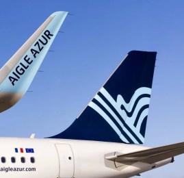 Azul e Aigle Azur se unem para aumentar as frequências para Europa