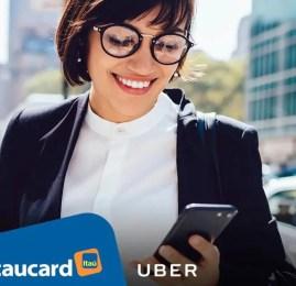 Clientes Itaucard Visa têm até R$20 desconto no Uber para ir/voltar de Aeroportos