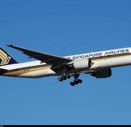 LATAM vai operar temporariamente dois B777 ex-Singapore Airlines