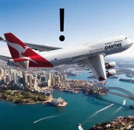 Disponibilidade em Executiva da Qantas usando Pontos Multiplus!