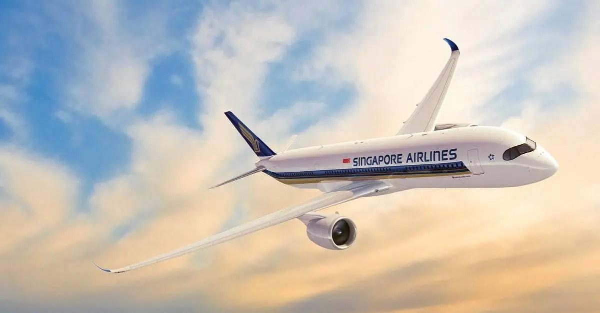 Singapore voo