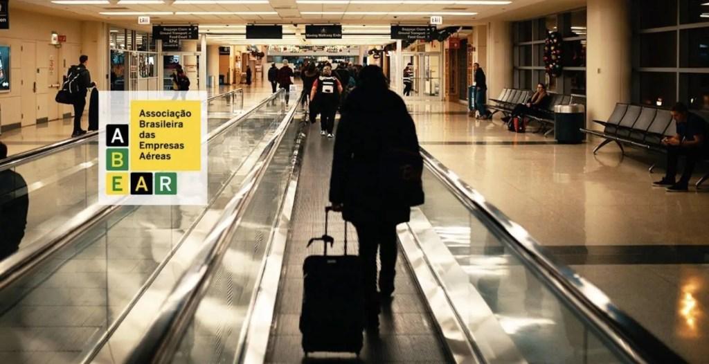 Abear bagagem de mão