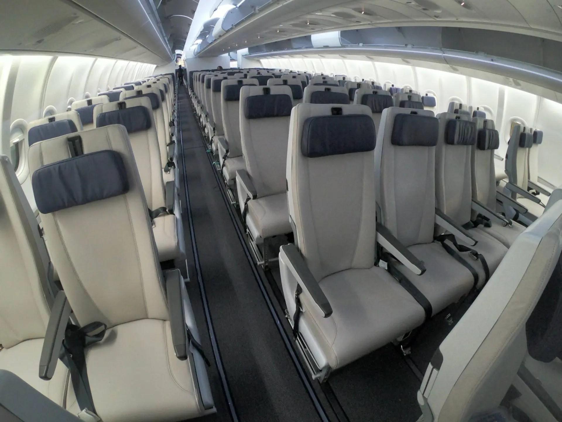 Econômica Extra no A330neo da Azul