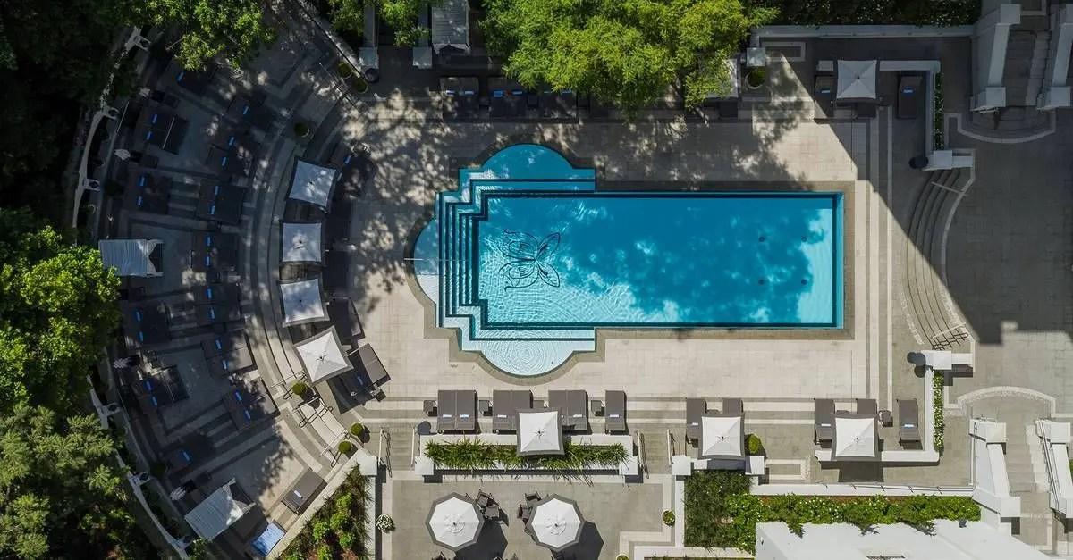 Sugestão hotel Palácio Tangará