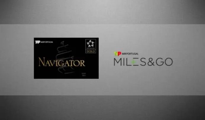 Cartão Navigator - O status secreto do TAP Miles&GO
