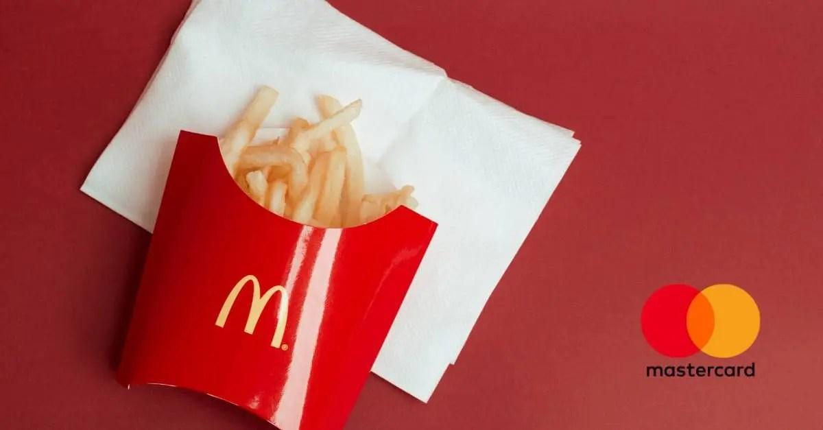 Mastercard Surpreenda McDonalds