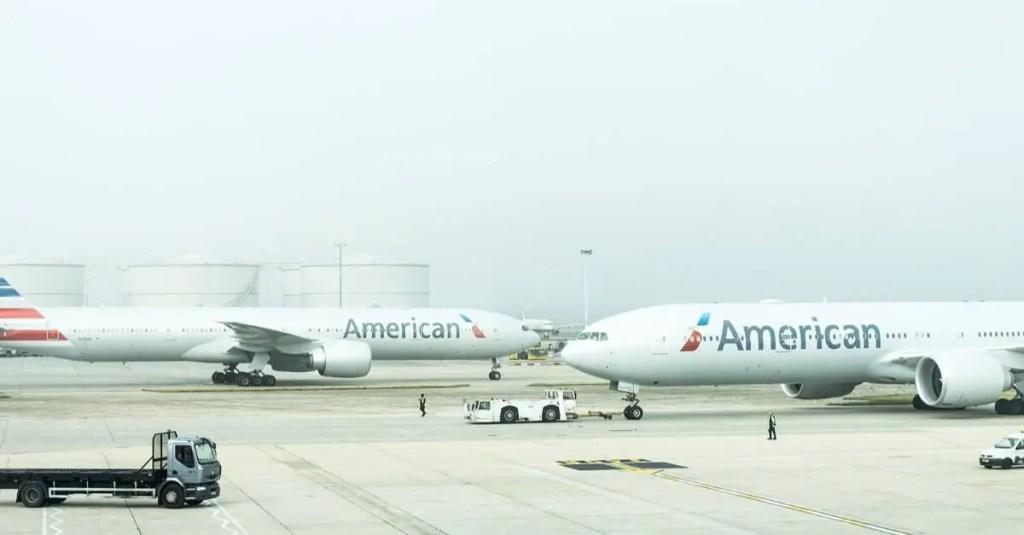 american airlines franquia bagagem