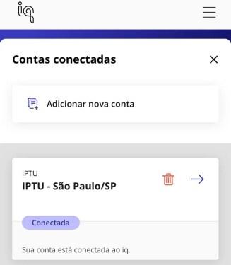 IPTU com cartão de crédito