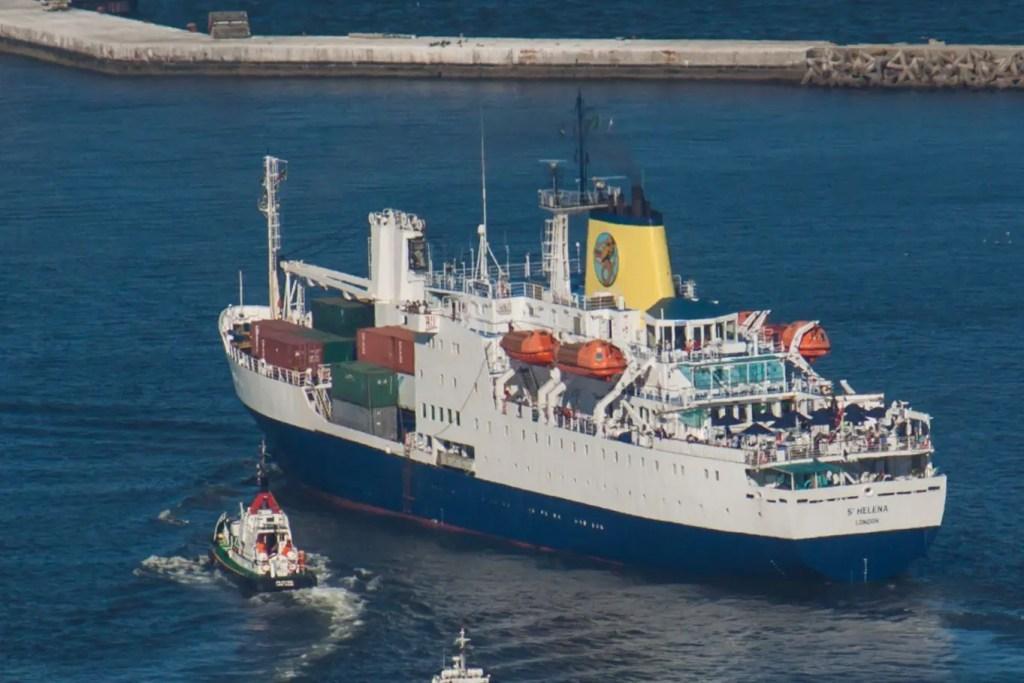 RMS da Ilha de Santa Helena