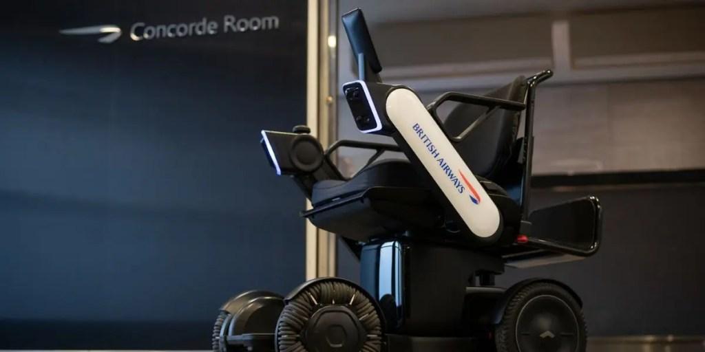 cadeira de rodas autonoma