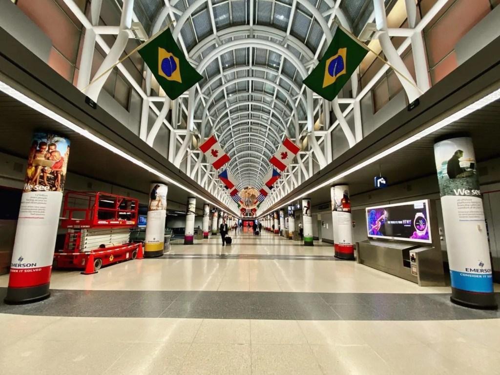 Chicago Airport Coronavirus