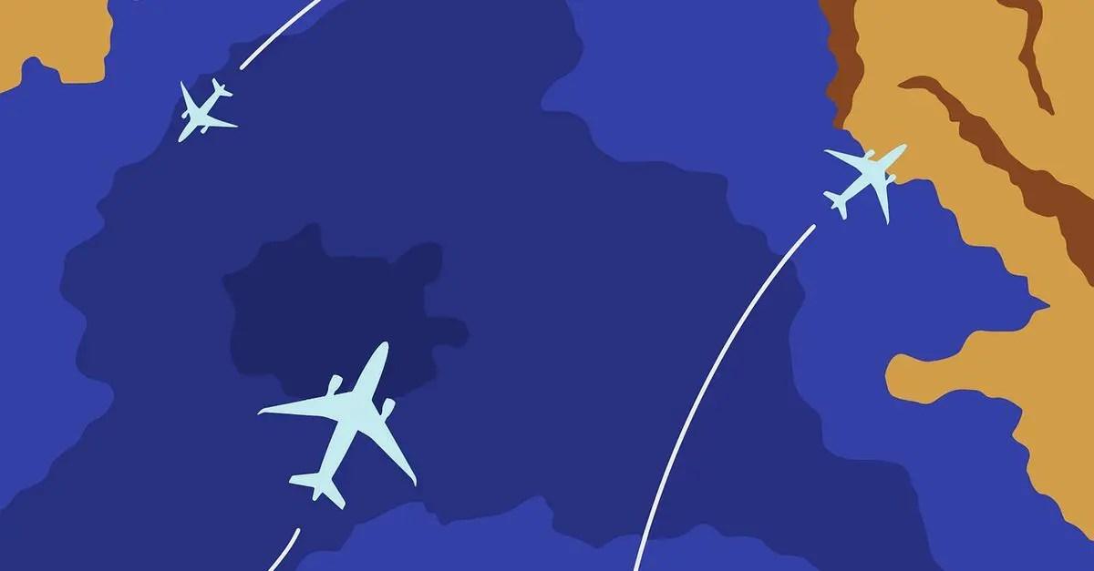 acordos aviação